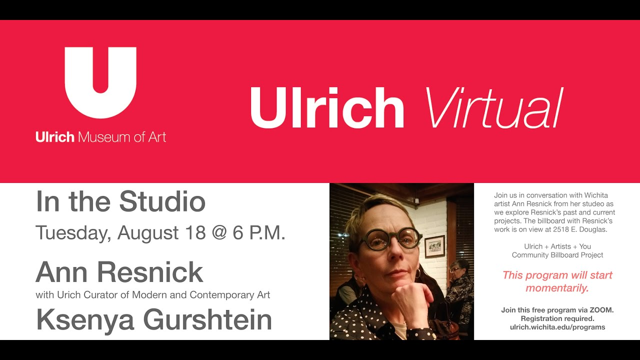 Download Ulrich Virtual   In the Studio with Ann Resnick