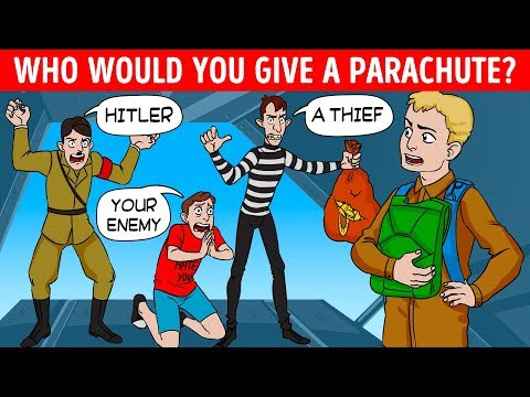 THINK FAST AND HARD TO PASS THIS LOGIC TEST! 15 Riddles With