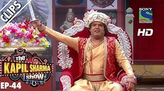 Kapil Sharma opens fake Antique store - The Kapil Sharma Show - Episode 44 - 18th September 2016