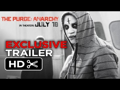 The Purge: Anarchy EXCLUSIVE Trailer #2 (2014) - Horror Movie HD