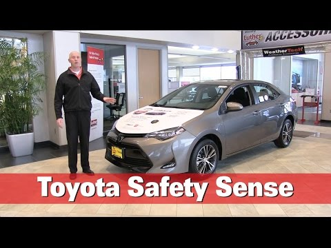 Great Toyota Safety Sense   Rudy Luther Toyota   Mpls, Golden Valley, Burnsville,  Bloomington, MN
