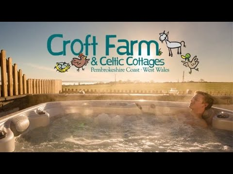 Croft Farm & Celtic Cottages Award Winning, Family Friendly, Farm Holidays In Coastal Pembrokeshire