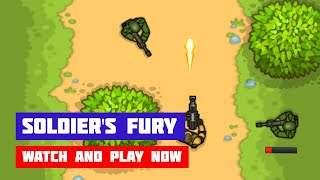 Soldier's Fury · Game · Gameplay