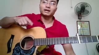 Hướng dẫn đệm hát cơ bản: bài 2.1: Điệu slowrock + Hà Nội mùa vắng những cơn mưa.