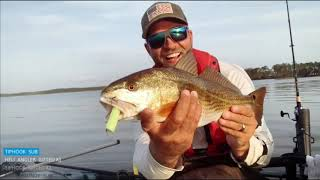 Winter Sight Fishing Redfish in the Panhandle Florida What a day