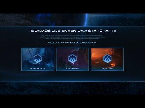 Bienvenidos a Starcraft 2 - 📡 Guía Interfaz/Chat/modos de juego 👽