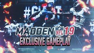 EXCLUSIVE MADDEN NFL 19 GAMEPLAY - WASHINGTON VS. NEW ENGLAND (FRANCHISE)
