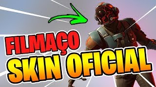 "FORTNITE | OFFICIAL SKIN OF THE ""VISITOR"" + NEW LOCATION ON THE MAP 