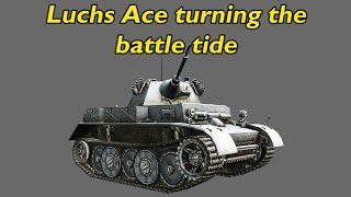 World of Tanks - Ace Luchs carries the battle