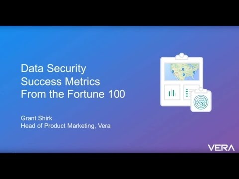 Online Demo Data Security Success Metrics From The Fortune 100