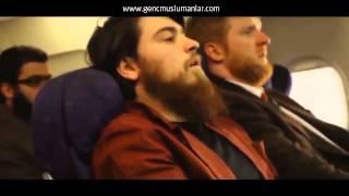 ATEİST VE MÜSLÜMAN UÇAKTA | ATHEIST AND MUSLIM ON PLANE [Kısa Film]
