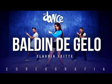 Baldin de Gelo - Claudia Leitte | FitDance TV (Coreografia) Dance Video