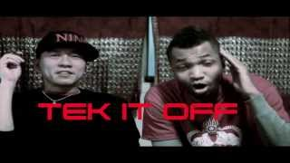 -Dhq AmZone- Tek It Off (New Step 2014)