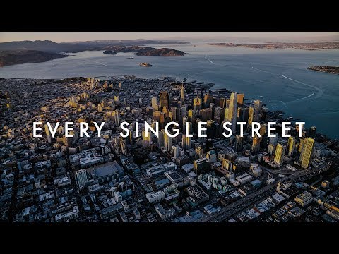 Watch: Every Single Street