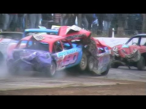 St.Day Blockbusta 2009 - Banger Racing