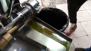 """Оборудование для производства масла холодного отжима кампании """"Топер"""""""