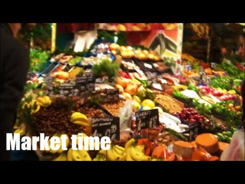 Reality Check : Follow Me To One Of Vienna's Markets For Some Food Shopping