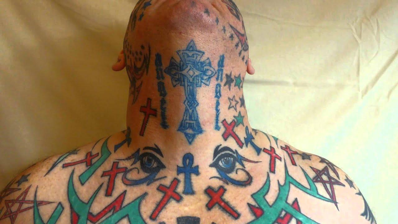 Tattoos & Artwork Chest & Throat Neck