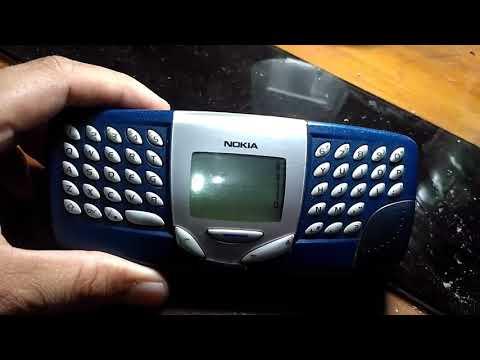 Hp nokia 5510 ic radio rusak