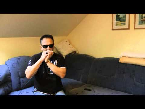 When you need me - Bruce Springsteen / Full harmonica cover.wmv