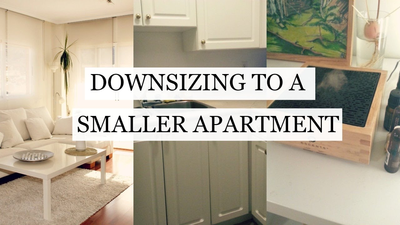Downsizing To A Smaller Apartment Minimalism Lia S Loft