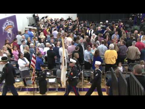 MCC Spring 2017 Commencement
