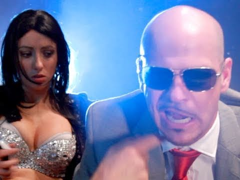 PitBull - Give Me Everything PARODY!Key Of Awesome #43