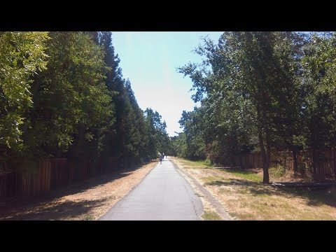 Biking from Concord to Oakland, CA - Part 4/16