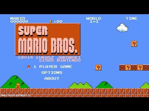 Mario - C++/SDL2 Game + Source Code GitHub