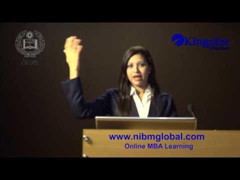 Consumerism - Online Webinar - NIBM Global