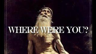 Where Were You? (Job 38)