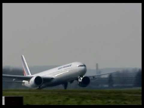 Air France Fleet - Boeing 777-300ER