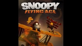 Snoopy Flying Ace - Xbox 360 Gameplay