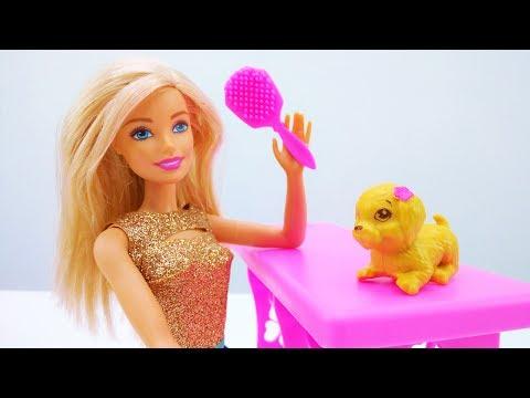 Видео обзор игрушек для девочек - YouTube