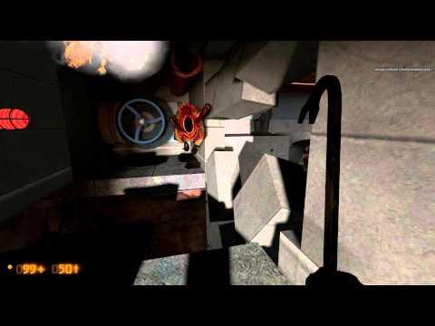 Half Life2 - Custom Map