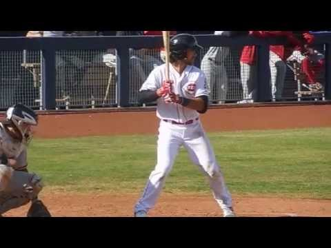 Alex Blandino, Cincinnati Reds, Arizona Fall League
