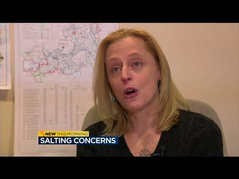 Program encourages companies to cut back on salt usage