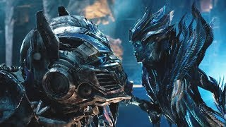 Leave It All Behind Cult To Follow Optimus Prime Transformers The Last Knight