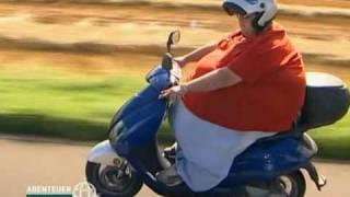 Moped Fail