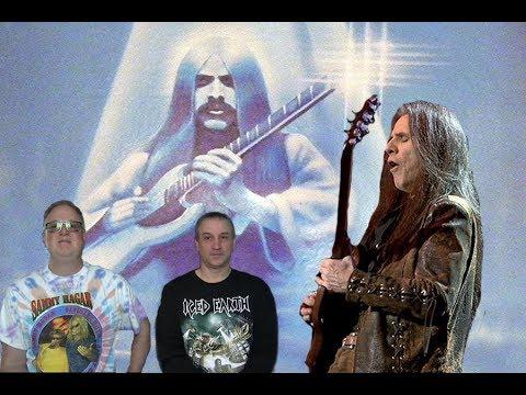 Frank Marino Mahogany Rush Interview- Talks New Live DVD- Tour- Band Meet & Greets