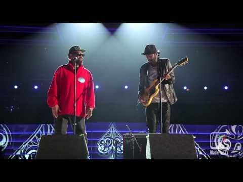 William Bell and Gary Clark Jr. GRAMMY Rehersals