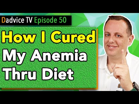 Iron Deficiency Anemia Treatment With Chronic Kidney Disease Renal Diet