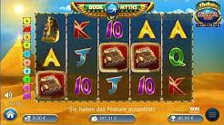 Online Casino 8€ Freispiele Book of Myths  Echtgeld Casino