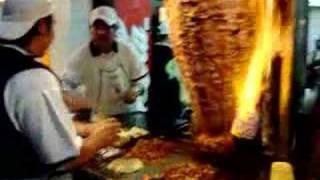Tacos Al Pastor Los Gueros Mexico Df