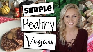 What I Ate Today + What I Pack for Work on a Busy Day | VEGAN |