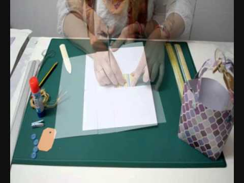 Como hacer una bolsa de papel para hacer regalos en for Como hacer una sala esquinera