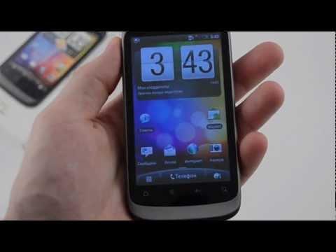 Обзор телефона HTC Desire S( s510e ) от Video-shoper.ru