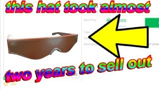 THE WORST HATS ROBLOX HAS EVER MADE