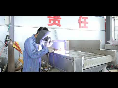 Automatic French Fries Processing Equipment Factory|French Fries Making Machine