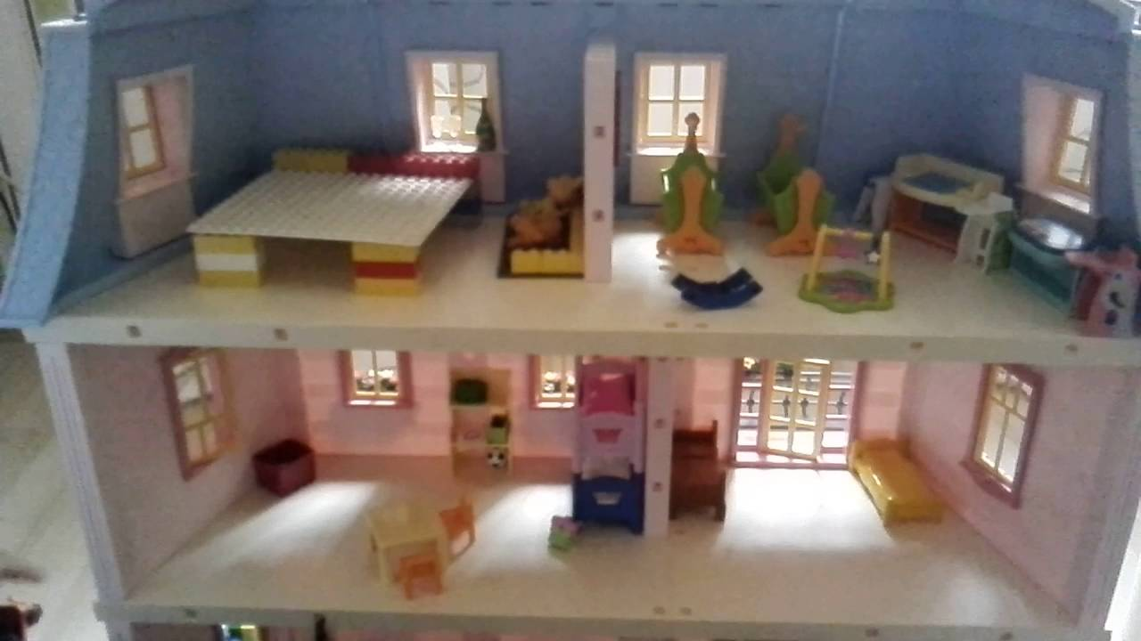 playmobil haus einrichten spiele wohn design. Black Bedroom Furniture Sets. Home Design Ideas